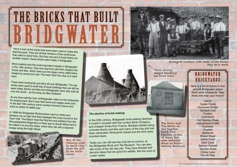 bricks that built bridgwater
