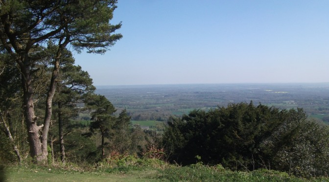 VIDEO – WHERE IS  THE HIGHEST POINT IN SOUTH-EAST ENGLAND?